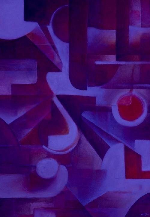 cubist stilled life by pheelix-dot-com.deviantart.com
