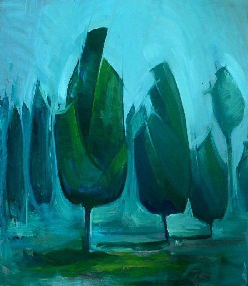 three trees by g-avoyan.deviantart.com