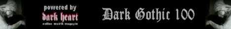 Dark Gothic 100 powered by Dark Heart Magazin